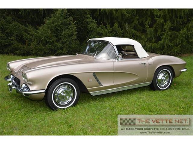 1962 Chevrolet Corvette | 852739