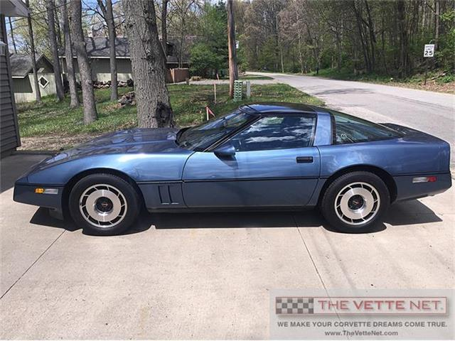 1984 Chevrolet Corvette | 852745