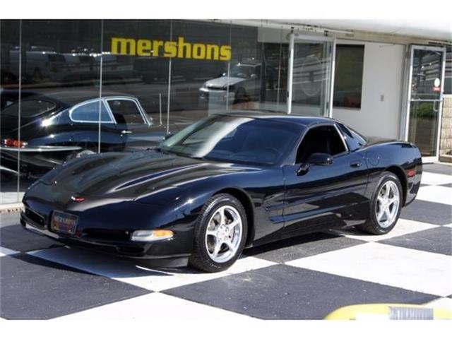 2000 Chevrolet Corvette | 852753