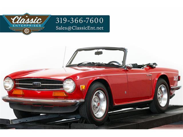 1973 Triumph TR6 | 850276