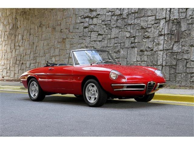 1967 Alfa Romeo Duetto | 852760
