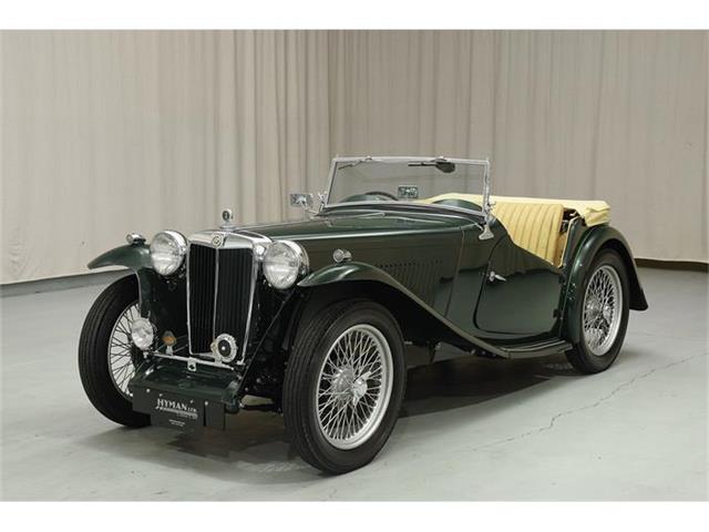 1947 MG TC | 852780