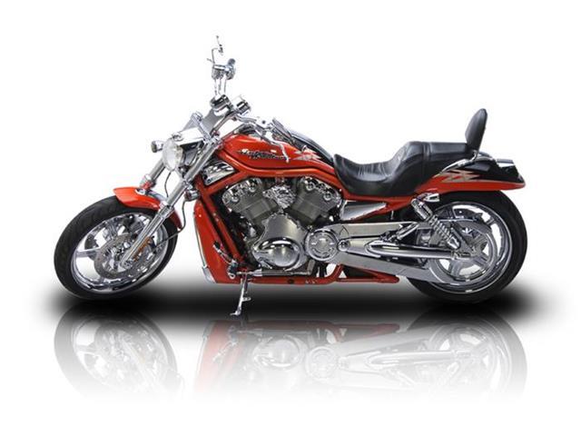 2005 Harley-Davidson Screamin' Eagle V-Rod VRSCSE | 850279