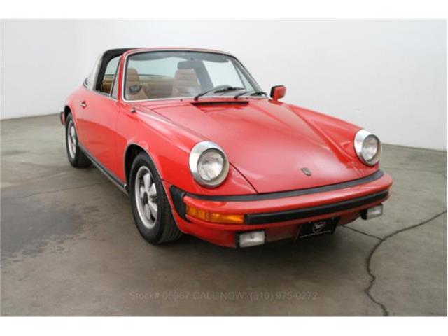 1977 Porsche 911S   852791