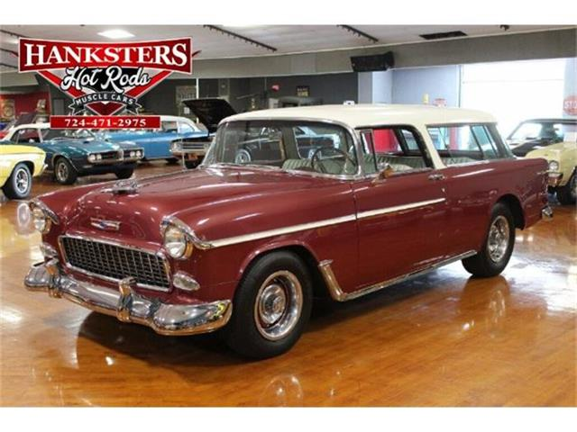 1955 Chevrolet Nomad | 852798