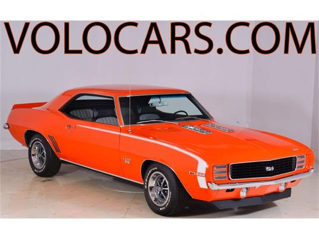 1969 Chevrolet Camaro RS/SS | 852853