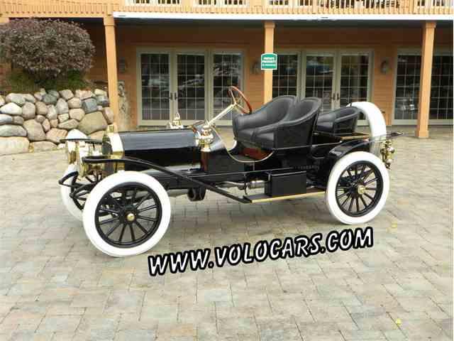 1907 Stoddard Dayton Model K Runabout | 852858
