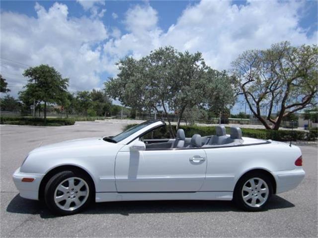 2001 Mercedes-Benz CLK-ClassCLK320 | 852861