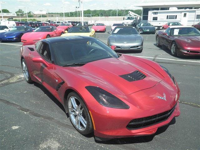 2014 Chevrolet Corvette | 853068