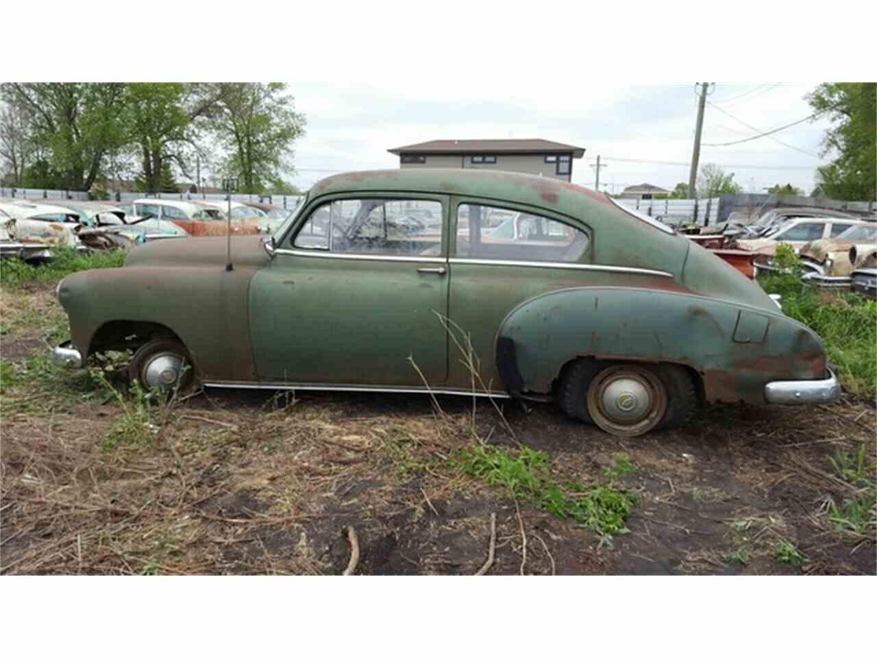 For sale 1950 chevrolet fleetline in mankato minnesota