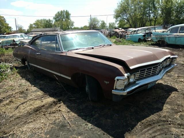 1967 Chevrolet Impala | 853127