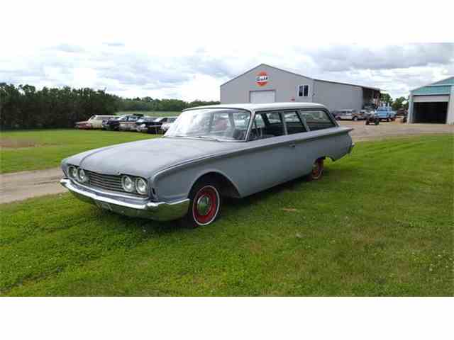 1960 Ford Courier Wagon | 853233