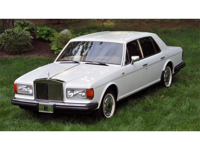 1985 Rolls-Royce Silver Spirit | 853474