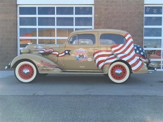 1936 Chevrolet Deluxe | 854406