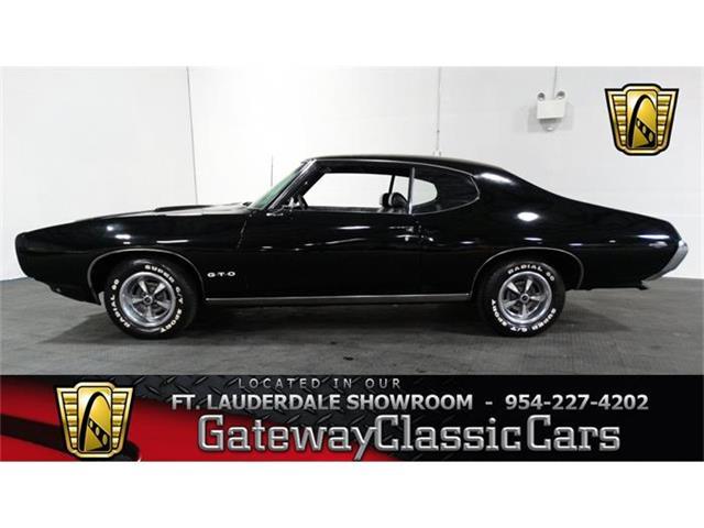 1969 Pontiac GTO | 850443