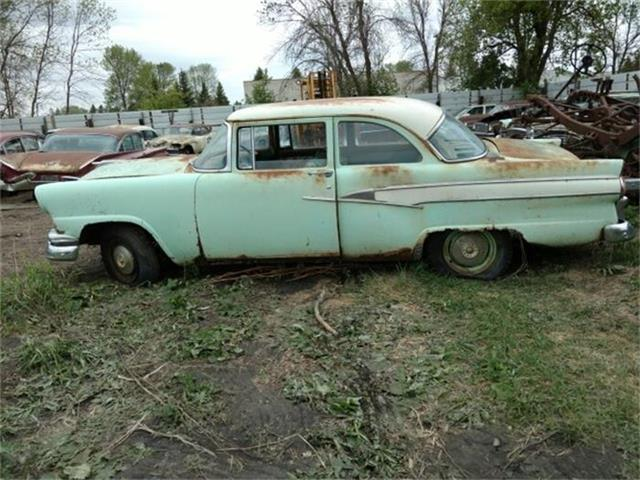1956 Ford 2dr post | 850452