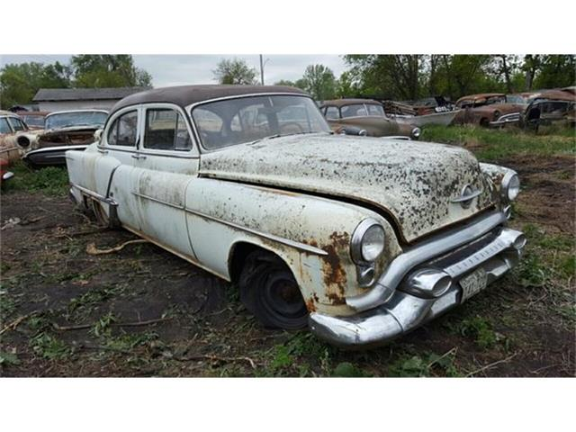 1953 Oldsmobile 88 | 850456