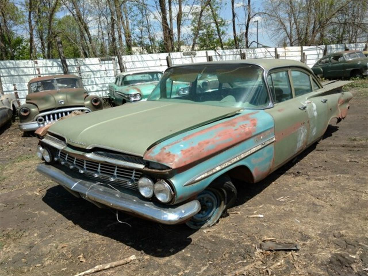 Mankato Car Dealers >> 1959 Chevrolet Biscayne for Sale | ClassicCars.com | CC-850458