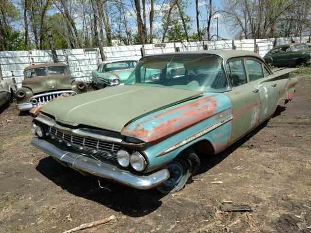 1959 Chevrolet Biscayne | 850458