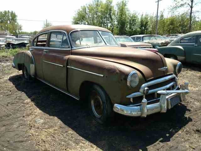 1949 Chevrolet Fleetline | 850460