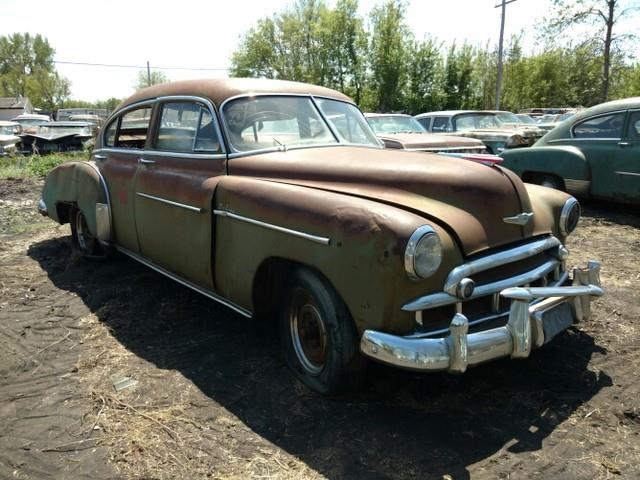 1949 Chevrolet Fleetline | 850460