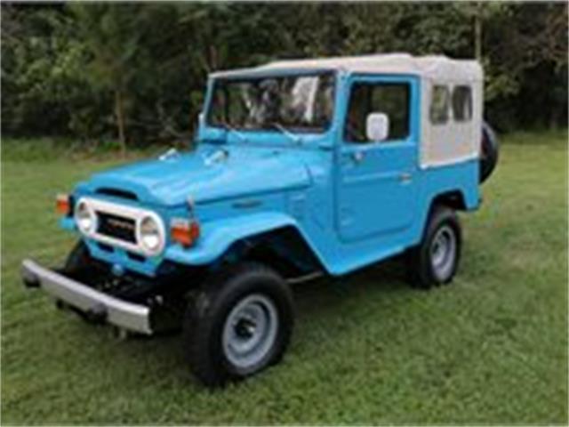 1978 Toyota Land Cruiser FJ | 854633