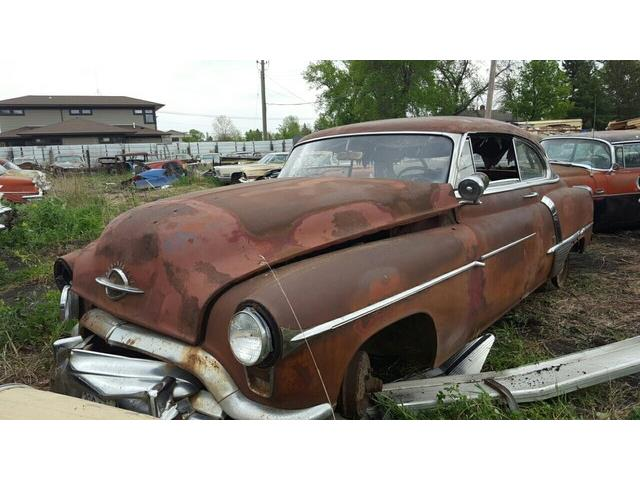 1951 Oldsmobile 88 2dr Holiday | 850464