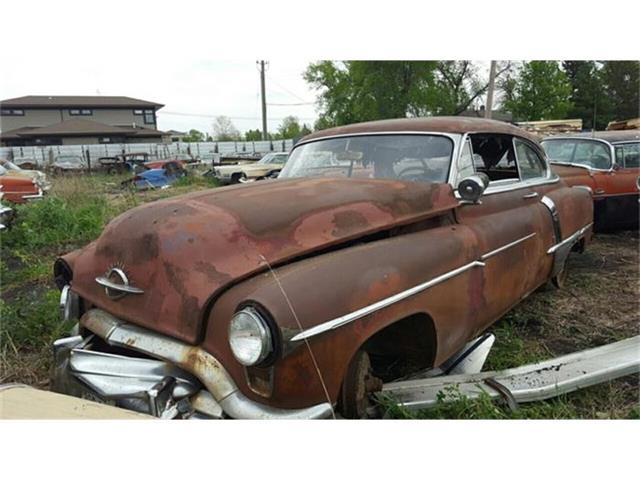 1950 Oldsmobile 88 2dr holiday | 850464