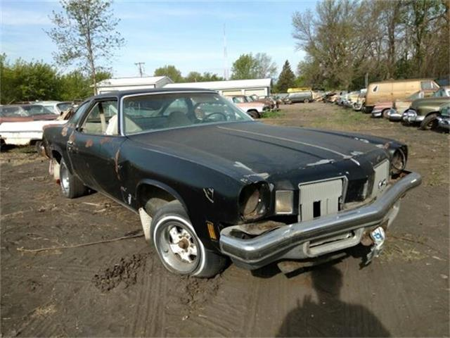 1973 Oldsmobile Cutlass 2dr