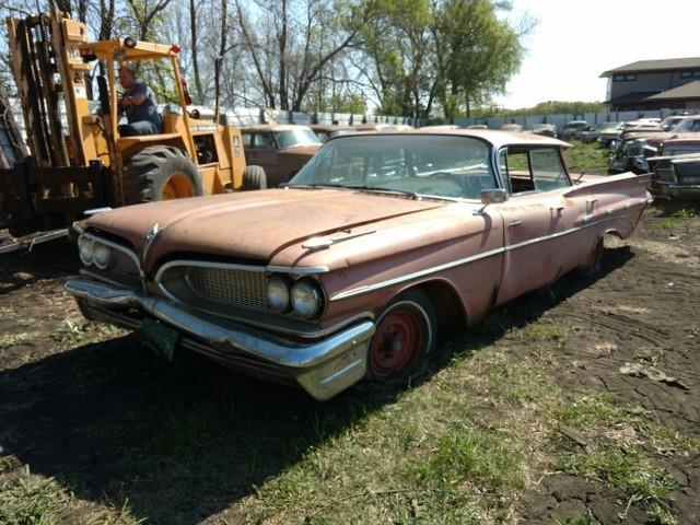 1959 Pontiac Bonneville | 850466