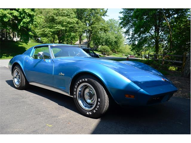 1974 Chevrolet Corvette Stingray | 854676