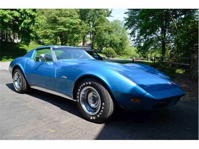 1974 Chevrolet Corvette | 854676