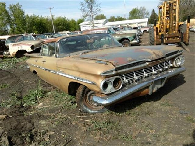 1959 Chevrolet Bel air flat top | 850473