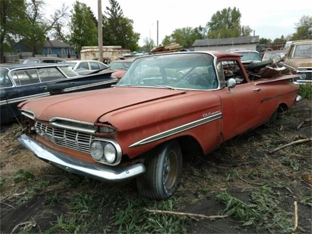 1959 Chevrolet El Camino | 850474