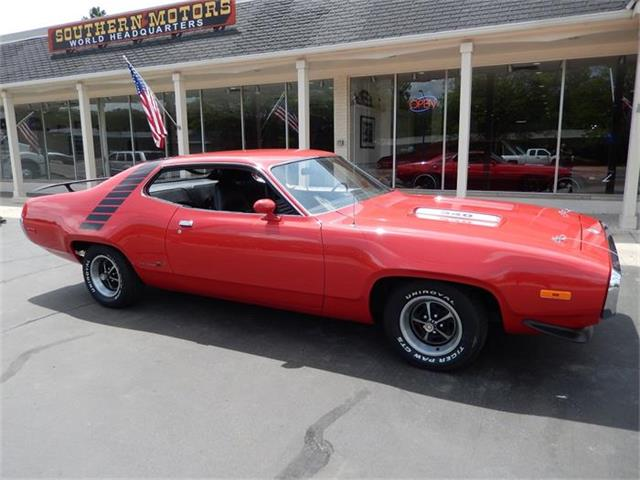 1972 Plymouth Road Runner | 854755