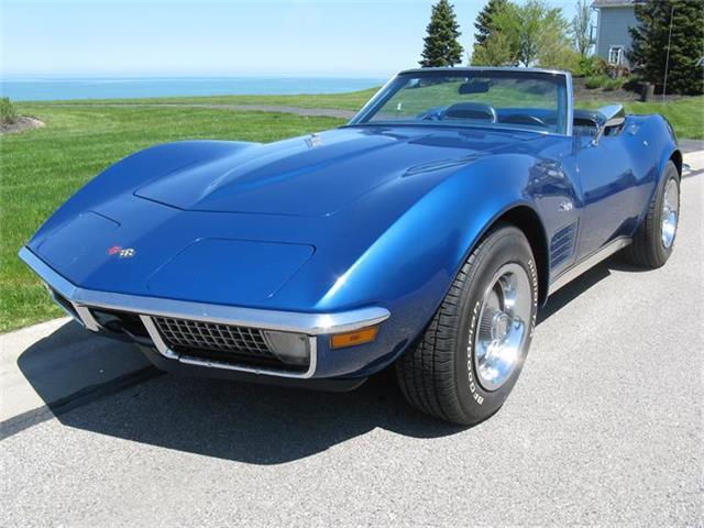 1971 Chevrolet Corvette | 854757