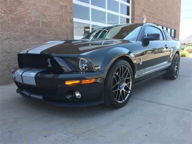 2008 Shelby GT500   854764