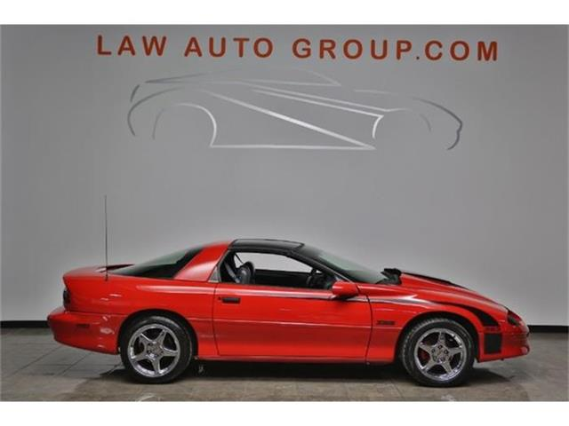 1996 Chevrolet CAMARO Z28 MODIFIED | 854770