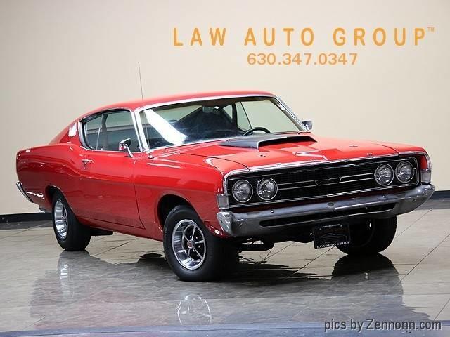 1968 Ford Torino | 854790