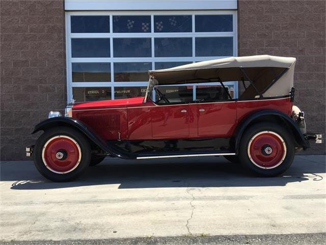 1923 PACKARD OPEN SPORT TOURING CAR | 854792
