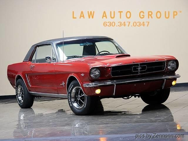 1965 Ford MUSTANG 289 | 854794