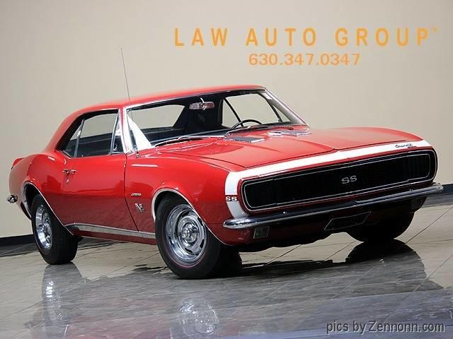 1967 Chevrolet Camaro SS | 854796