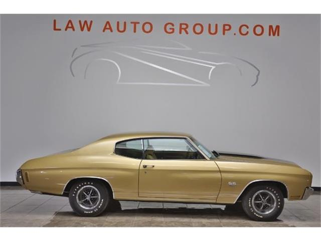 1970 Chevrolet Chevelle SS | 854801