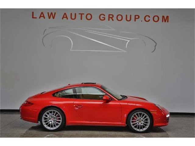 2009 Porsche 911 Carrera S   854819