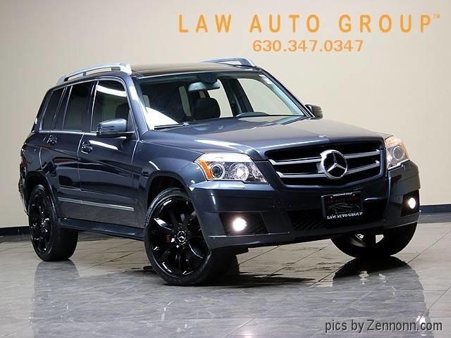 2010 Mercedes-Benz GLK350 4MATIC | 854822