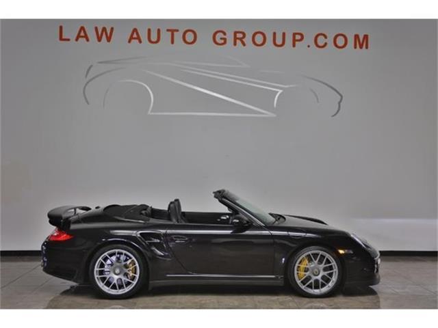 2011 Porsche 911 Turbo S | 854823