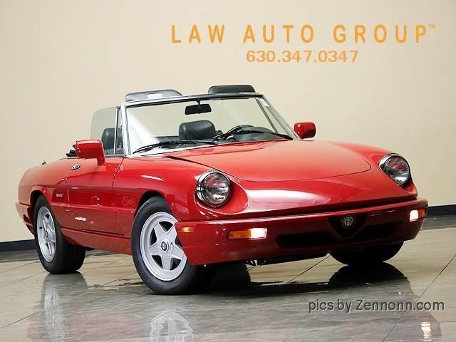 1991 Alfa Romeo Spider | 854825