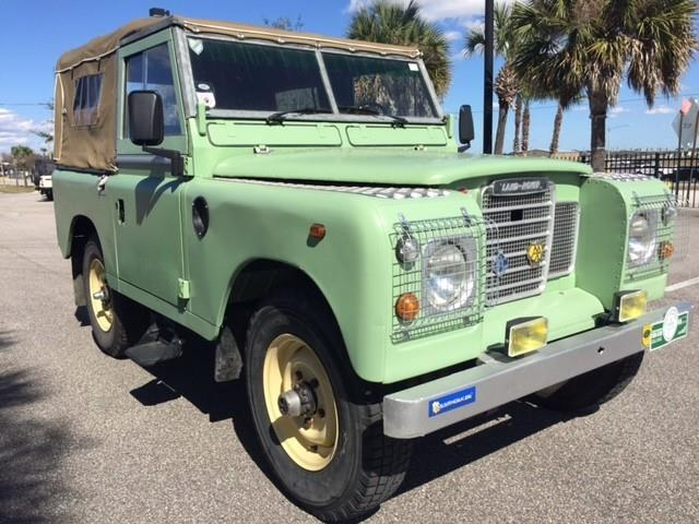 1975 Land Rover 88 3 SERIES | 854834