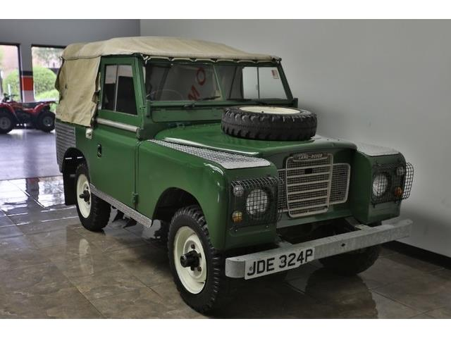 1975 Land Rover Series II 88 | 854835