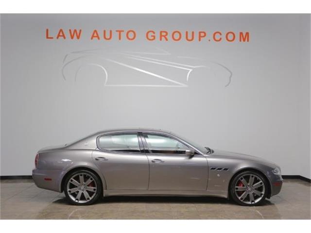 2008 Maserati Quattroporte | 854838